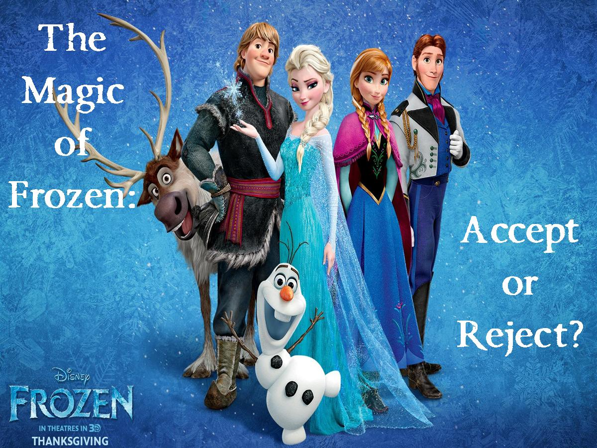 Is the magic in Frozen something a Christian should avoid?