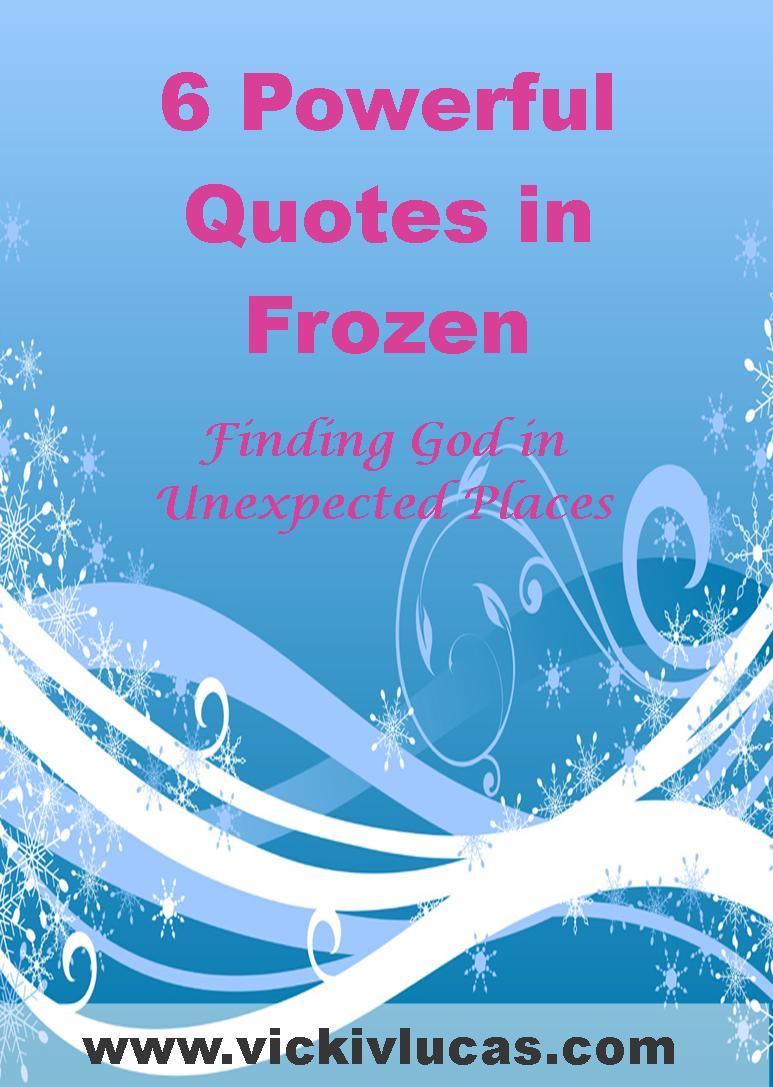 Frozen Quotes. QuotesGram