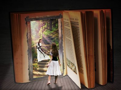 Why You Want Your Child to Love Fantasy Books - Vicki V  Lucas